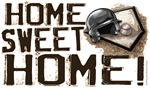 Home Sweet Home Baseball Rocks Gear