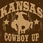 Kansas Cowboy Up!