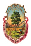 Dakota Vintage Coat of Arms