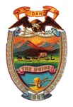Idaho Vintage Coat of Arms