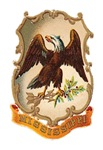 Mississippi Vintage Coat of Arms