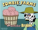 Zombie humor at its best.  This zombie farms t-shirt is perfect for any zombie geek.  Brought to you by Gifts For A Geek.