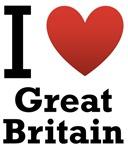 Great Britain Light Tee