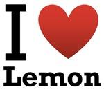 I Love Lemon Light