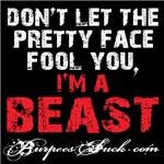 I'M A BEAST
