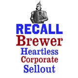 Recall Jan Brewer Heartless Corporate Sellout