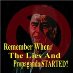 Reagan Started Propaganda and Lies