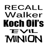 Walker Koch Oil's Evil Minion