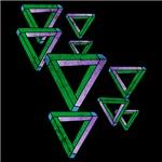 Sheldon's Penrose Triangles