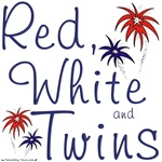 Patriotic Twins