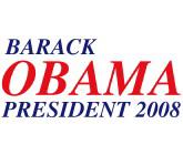 Barack Obama President 2008 Store
