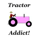 Pink Tractor Addict