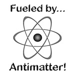 Fueled by Antimatter