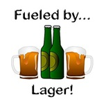 Fueled by Lager