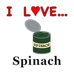 I Love Spinach