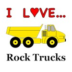 I Love Rock Trucks