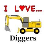 I Love Diggers