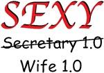 Sexy (Secretary) Wife 1