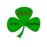 Sexy Irish Grandma