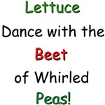 Dance of Whirled Peas