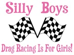 DRAG RACING IS FOR GIRLS