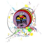 NAZCA CONDOR SPLASH - PERU