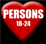 Persons 18-24