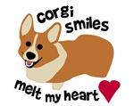 Corgi Smiles Melt My Heart