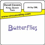 Butterfly Duvet Covers