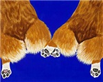 A Tail of Two Corgis