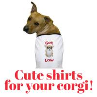 Cute Shirts for your Corgi