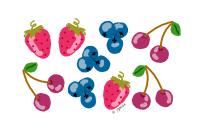 Triple Berries