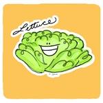 Smiley Lettuce