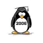 2006 Graduate penguin