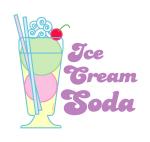 Retro Ice Cream Soda