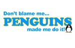 Blame Penguins