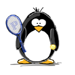Tennis Penguin