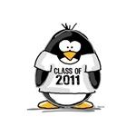 Class of 2011 Penguin
