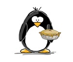 Pie Penguin