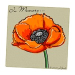 Poppies and Memorial Day