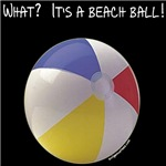 It's a beachball