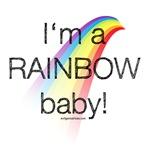 I'm a rainbow baby