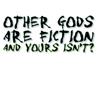 Gods are Fiction