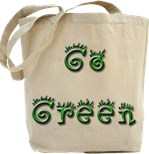 Go Green with Just Totes!