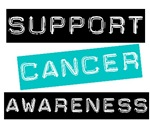 Support Cancer Awareness T-Shirts & Gifts (Teal)