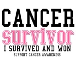 Cancer Survivor T-Shirts