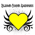 Bladder Cancer Awareness Tattoo Shirts & Gifts