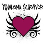 Myeloma Survivor Tattoo Shirts &amp; Gifts