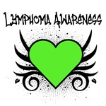 Lymphoma Awareness Tattoo Shirts &amp; Gifts