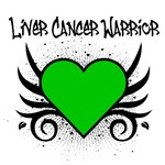 Liver Cancer Warrior Tattoo Shirts & Gifts